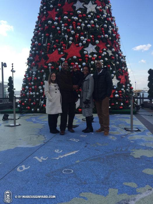 National Harbor Christmas Tree