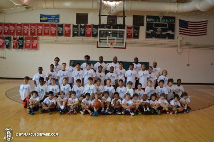 Week 1 @ St. Stephen's & St. Agnes School in Alexandria, Virginia