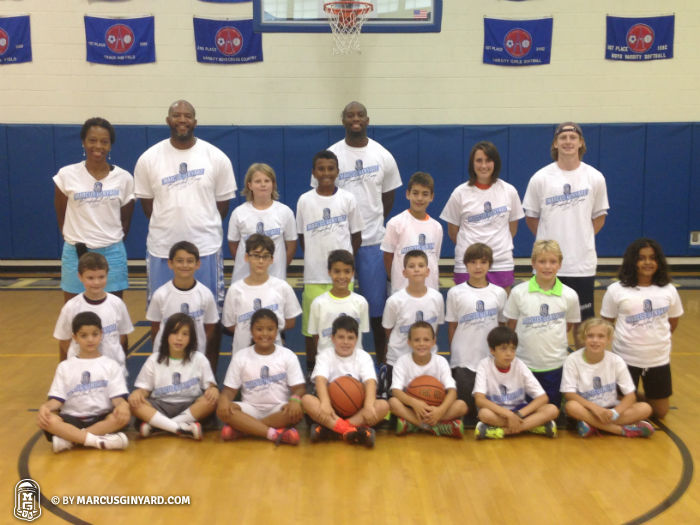 Week 2 @ The Langley School in McLean, Virginia